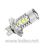 H7 ampoules à led P