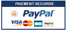 paypal paiemnt accept�s
